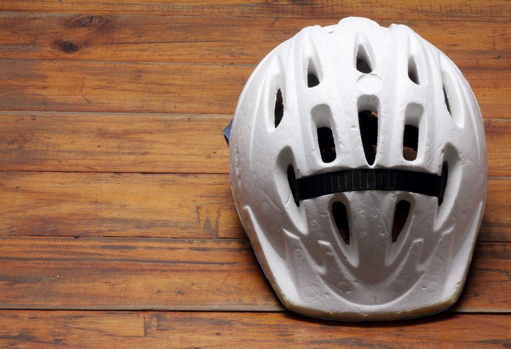 Helmet Awareness Raised by Broadcasters